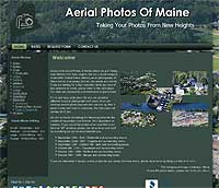 Aerial Photos of Maine
