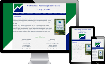 Central Maine Accounting & Tax Services