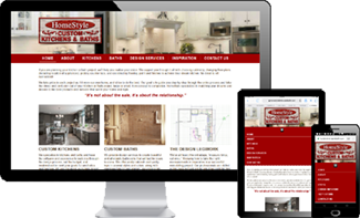 Homestyle Custom Kitchens and Baths