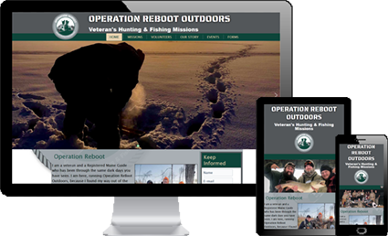 Operation Reboot Outdoors