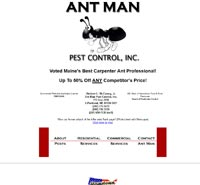 The Ant Man Pest Control, Inc.