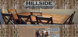 Hillside Custom Woodworking