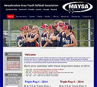 Messalonskee Area Youth Softball Association